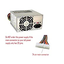 Fsp300-60Tha Fsp 24 Pin 300 Watt Atx Power Supply With 12Vdc Ball Bea