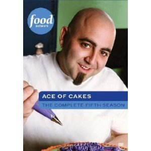 - Ace of Cakes: The Complete Fifth Season