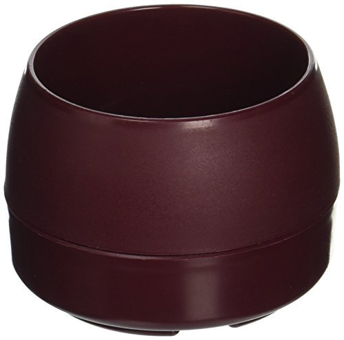 Insulated 5 Ounce Bowl - Dinex DX110561 Classic Urethane Foam Stackable Insulated Bowl, 2-7/8