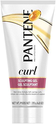 Pantene Pro-V Curly Hair Curl Shaping Hair Gel, 6.…