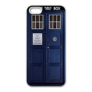 ZXCV Doctor Who Phone Case for Iphone 5s