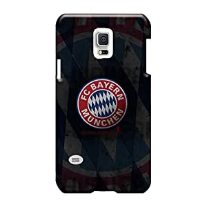 Durable Cell-phone Hard Cover For Samsung Galaxy S5 Mini With Provide Private Custom Attractive Bayern Munich Skin Iphonecase88