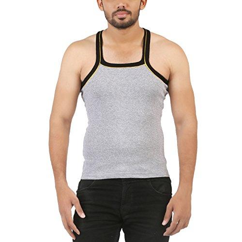Wyatt Men #39;s Gym Vest  Pack of 1