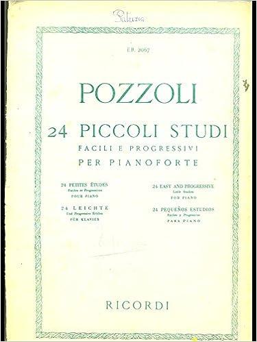 6 sonatine per pianoforte
