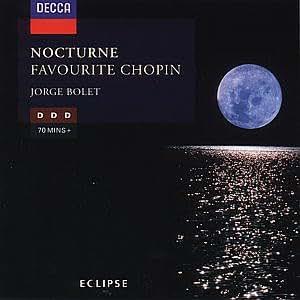Chopin:Nocturnos (Valses, Baladas..)