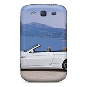 Happy-cat Galaxy S3 Well-designed Hard Case Cover Bmw M3 Convertible Sideview Protector