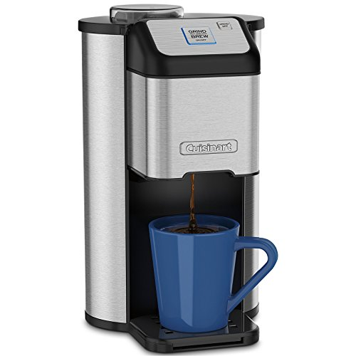 Cuisinart DGB-1 Single Cup Grind & Brew (1 Cup Maker)