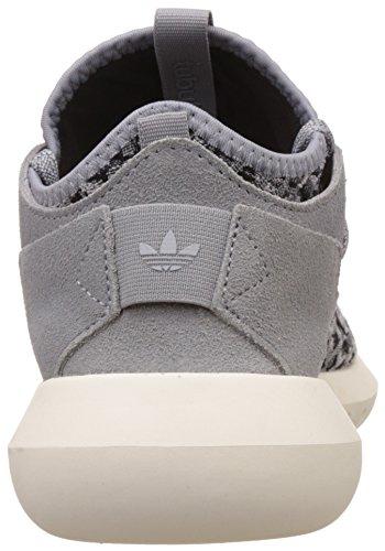 adidas Tubular Entrap, Zapatillas de Entrenamiento para Mujer, Gris Gris (Light Onix/metallic Silver-sld/chalk White)