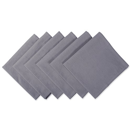 DII 100% Cotton Cloth Napkins, Oversized 20x20