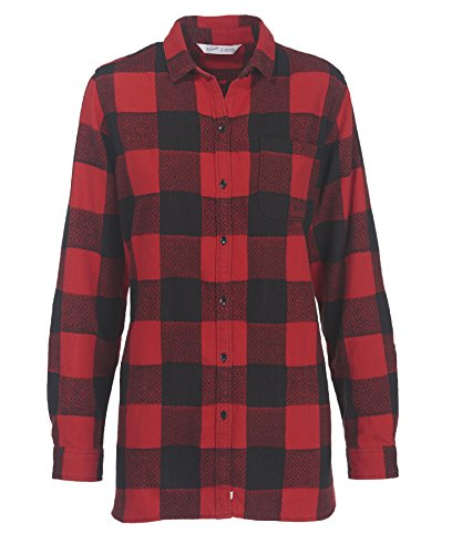 woolrich-womens-oxbow-bend-tunic-flannel-shirt-old-red-buffalo-red-size-m