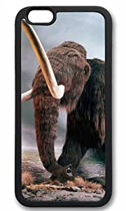 Huge Elephant Easter Thanksgiving Masterpiece Limited Design tpu black Case for iphone 6 plus by Cases & Mousepads