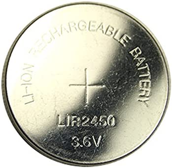 LIR2450 CR 2450 CR2450 Coin Cell Li-ion Button Cell Battery Charger AU