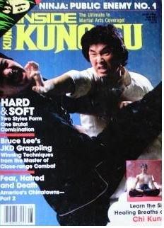 June 1986 Inside Kung Fu Magazine Doc-Fai-Wong Choi Li-Fut
