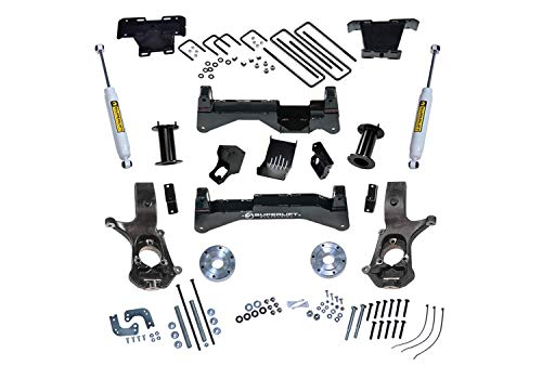 8 inch lift kit - 7