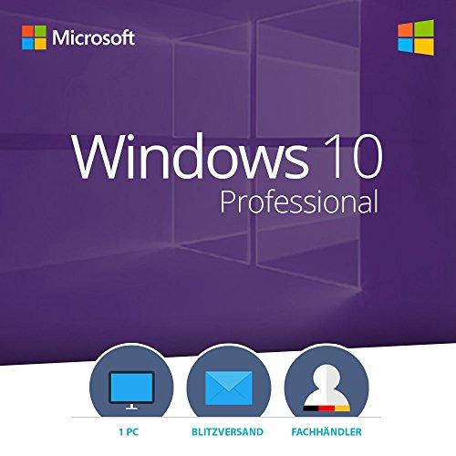 Windows 10 Professional Digitale Lizenz