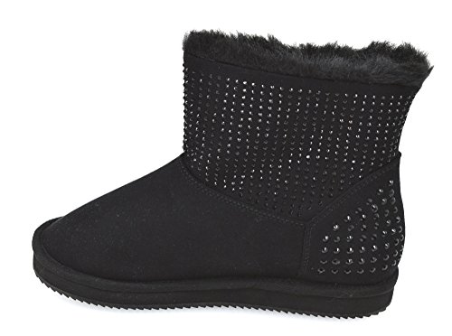 S63077 T7309 Liu Woman Ankle Black Jo Black Strasse Suede Nero Boot and Code 40 x6xvSwz