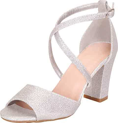60c4dd71cc45d Shopping Silver - Cambridge Select - Shoes - Women - Clothing, Shoes ...