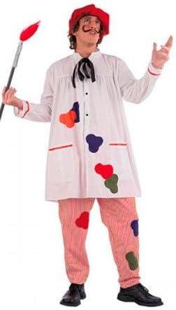 Disfraz de Pintor Manchas hombre: Amazon.es: Juguetes y juegos