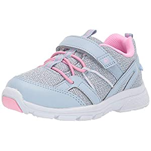Stride Rite Kids Ocean Girl's and Boy's Machine Washable Athletic Sneaker