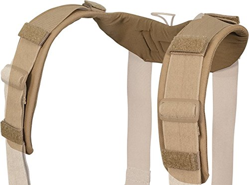 Atlas 46 Padded Suspender Yoke Coyote | Work, Utility, Construction, and Contractor