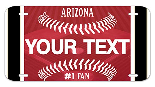 Bleu Reign Personalized Custom Name Baseball Team Arizona 12