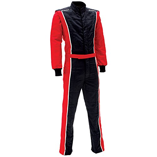 - Impact Racing 24215307 size Small Black and Red racing suit