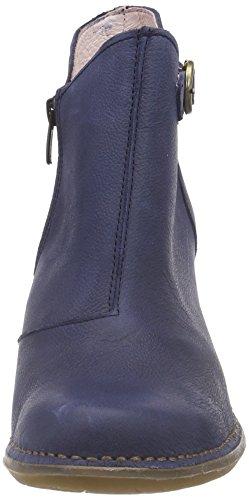 El NaturalistaN472 COLIBRI - Stivali classici imbottiti a gamba corta Donna, Blu (Blu oceano), 42 eu
