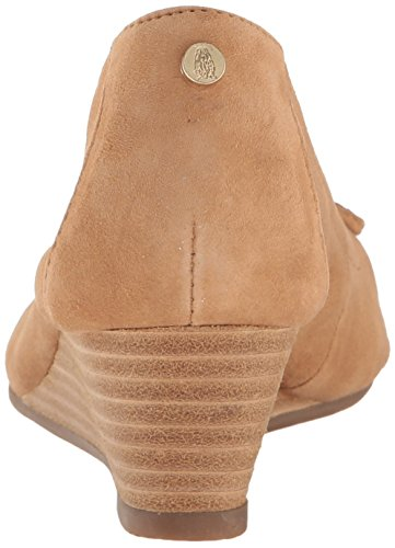 Hush Puppies Womens Kacie Martina Wig Pump Lichtbruin Suede