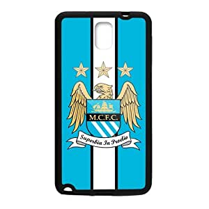 Manchester city logo Phone Case for Samsung Galaxy Note3 Case by icecream design