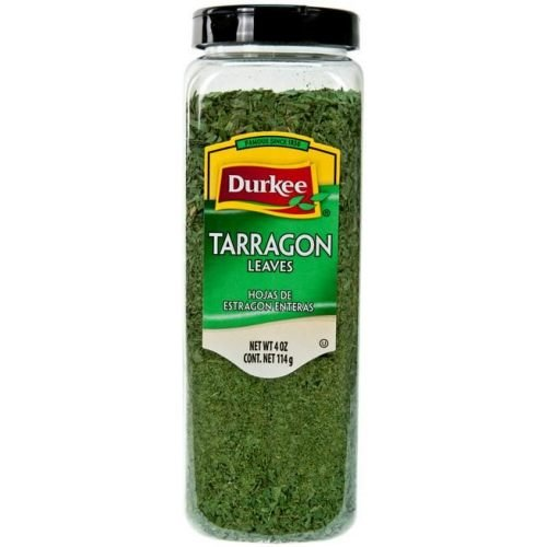 Durkee Tarragon Leaves - 4 oz. container, 6 per case by Durkee
