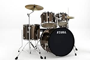 Tama Swingstar Drum Set : tama swingstar standard 5 piece drum set bronze mist metallic musical instruments ~ Hamham.info Haus und Dekorationen
