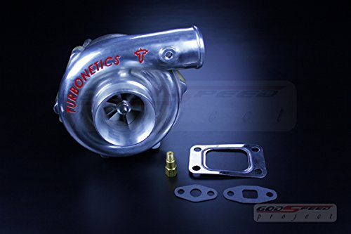 Turbonetics T3/T4 B-Trim TURBONETICS Custom Spec T3 Flange/ 5 Bolt Turbo Exhaust 400HP (Wastegate Turbonetics)