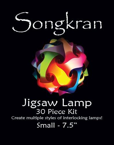 30 piece jigsaw lamp instructions