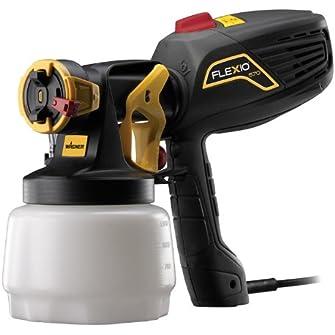 Wagner Spray Tech 0529011 Flexio 570 Paint Sprayer, Hand-Held, Indoor & Outdoor