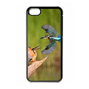 Best-Diy CHSY case cover DIY Design Kingfisher Pattern 18K7mACZ3mP cell phone case cover For cell phone Iphone 5C
