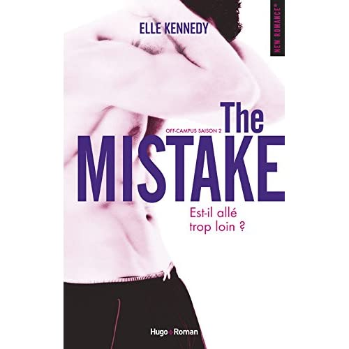 The mistake Off-campus Saison 2 (French Edition)
