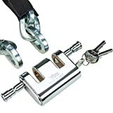 VULCAN Security Chain and Lock Kit - Premium