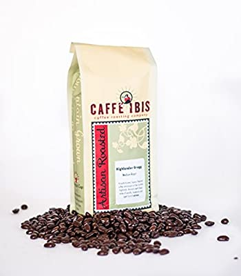 Caffe Ibis - Highlander Grogg - Medium Roast Coffee - Whole Beans (12oz)