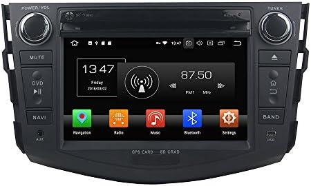 KUNFINE Android 9.0 8核自動車GPSナビゲーション マルチメディアプレーヤー 自動車音響トヨタ TOYOTA Avalon 2015 2016 自動車ラジオハンドル制御WiFiブルースティスト