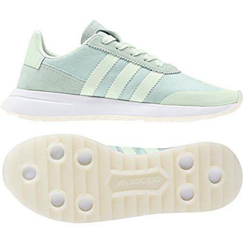 Adidas FLB _ Runner W–Chaussures Sportives, femme, gris (aerver/Ftwbla/vercen)
