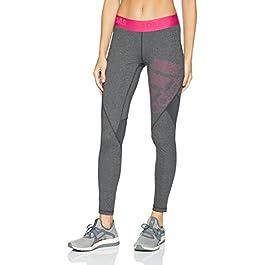 adidas Women's Training Alphaskin Sport Long Logo Tights