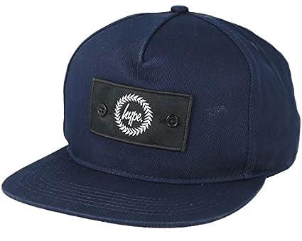 1a397d81b338b HYPE Insignia Navy Snapback  Amazon.co.uk  Clothing