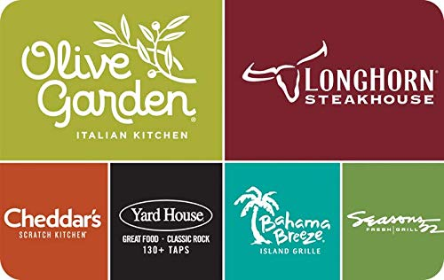 Darden - Email Delivery: Gift Cards