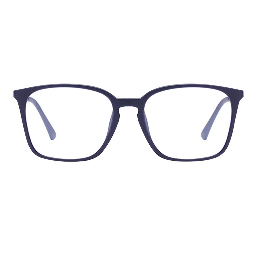 Anti /Œil Fatigue Lentille TR90 Cadrer Printemps Hinged Lunettes Xinvivion Hommes Bleu Lumi/ère Blocage Ordinateur Lunettes