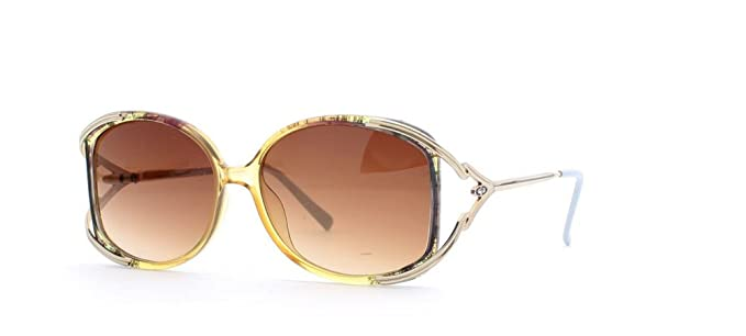 Amazon.com: Christian Dior 2643 50 Verde y Amarillo ...