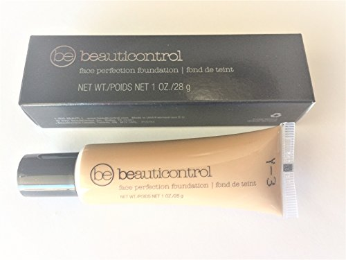 Beauticontrol Face Perfection Foundation formerly Secret Agent Foundation Y3