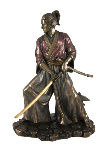 Bushido Samurai Warrior Statue Figurine Martial Arts (Statue Warrior Figurine)