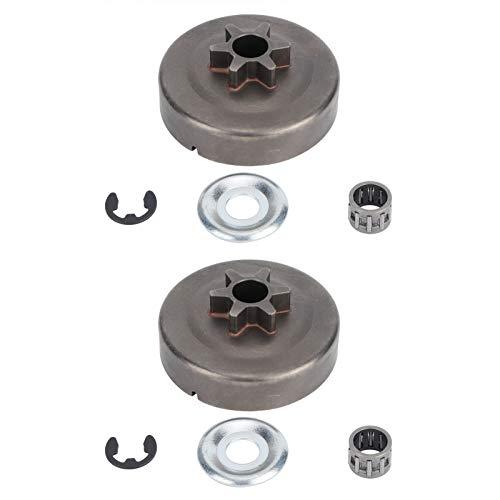 Omabeta Duurzaam 2 Set Anti-corrosie Kettingzaag Koppeling Kettingzaag Koppeling Trommel Kettingzaag Koppeling Kit voor…