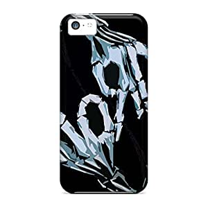 High Grade phone cases Durable Iphone Cases Proof iphone 5c - korn throwing signs