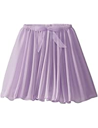 Girls' Children's Collection Circular Pull-On Skirt